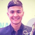 Matteo Guidicelli wins Best Actor trophy for indie film