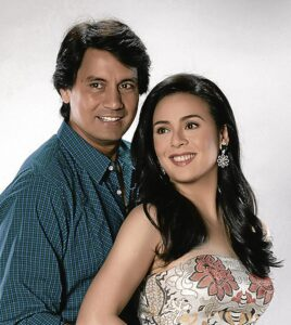 Richard Gomez and Dawn Zulueta (MNS Photo)