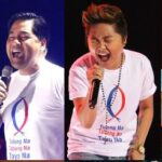 "60 Celebs Unite in ABS-CBN's ""Tulong Na!"" Benefit Concert"