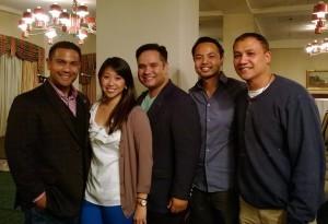 UCLA Pilipino Alumni for Typhoon Relief