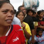Aquino under pressure over typhoon aid