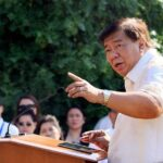 Whistleblower claims Drilon wants to silence her