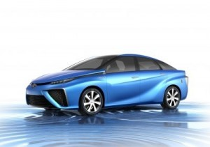 Toyota FCV Concept ©Toyota