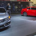 2014 Honda Civic Coupe ignites opening day of 2013 SEMA Show