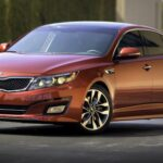 Kia introduces refreshed 2014 Optima mid-size sedan
