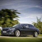 Mercedes presents S-Class 65 AMG luxury sedan