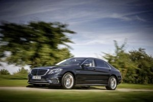 The new Mercedes S 65 AMG will be available in 2014. ©Mercedes