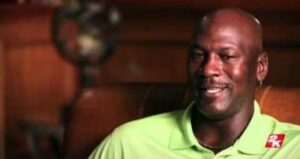 Video screenshot: Michael Jordan speaks to 2K Sports ©All rights reserved - 2K Sports