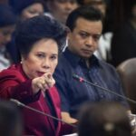 Miriam: Cunanan can still be a state witness even if he's lying about kickbacks