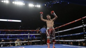 Nonito Donaire snatched the victory in a rematch of former world champions (MNS photo)