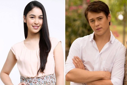 Julia Barretto and Enrique Gil (MNS Photo)