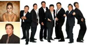 The City of Cerritos is pleased to announce that the Society of Seven will be performing with special guests in a benefit concert for the Philippines following the devastation from Typhoon Haiyan.  Confirmed guest stars for this show include Philippine native, Lhey Bella, and Philippine TV host and multiple Aliw Award winner (including 1982 Entertainer of the Year), Nonoy Zuñiga.  The variety show will include Broadway show tunes along with popular music, comedy, and dance. (www.cerritoscenter.com)
