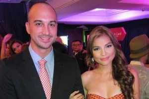 KC Montero and  Rhian Ramos (MNS Photo)