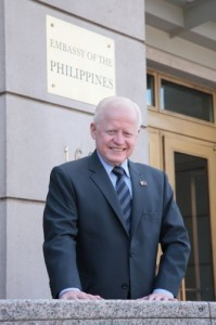 JOSE L. CUISIA, JR. Ambassador of the Republic of the Philippines to the United States of America