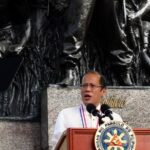 Aquino leads commemoration of Andres Bonifacio's 150th Birth Anniversary