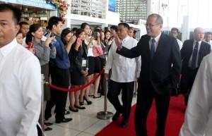 President Benigno S. Aquino III (MNS photo)
