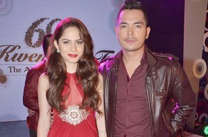 Jake Cuenca and Jessy Mendiola  (MNS photo)
