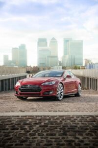 The Tesla Model S Electric carmaker Tesla Motors said its Model S flagship vehicle will have the same pre-tax price in China as in the US. ©Tesla