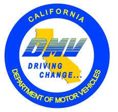 California Department of Motor Vehicles (DMV) logo