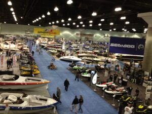 Progressive Insurance Los Angeles Boat Show