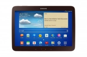 Sasmung Galaxy Tab for Education ©Business Wire
