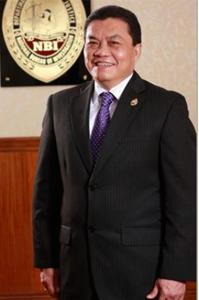 Atty. Virgilio Mendez (photo courtesy of www.nbi.gov.ph)