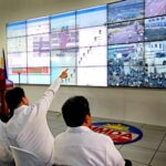 Aquino inaugurates MMDA's new Traffic Signalization System