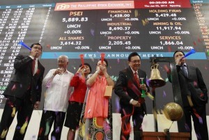 Philippine Stocks Exchange (MNS photo)
