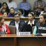 Former Napoles maid released from PAO custody