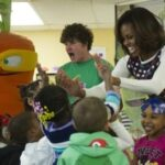 Michelle Obama unveils new US food label plan
