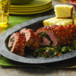 Love your heart with lean pork tenderloin