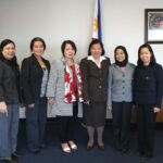 Consul General De La Vega Administers Oath of Philippine Honorary Consul in Texas