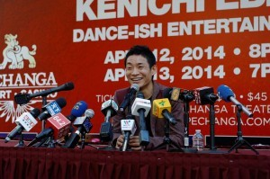 "Kenichi Ebina, ""America's Got Talent"" Season 8 winner"