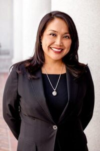 Fil-Am Deputy District Attorney Teresa Pineda Magno