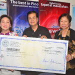 GMA Kapuso Foundation receives $15, 000 donation from the City of Carson