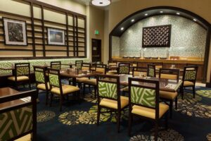 Pechanga Cafe Seating 2