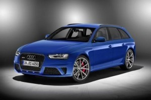 The Audi RS 4 Nogaro selection ©Audi