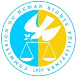(Commission on Human Rights logo)