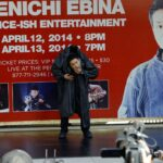 'America's Got Talent' 2013 winner Kenichi Ebina performing live at Pechanga