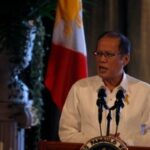 Aquino likens China's rulers to Hitler