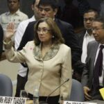 Ruby Tuason asks Ombudsman to review plunder charge
