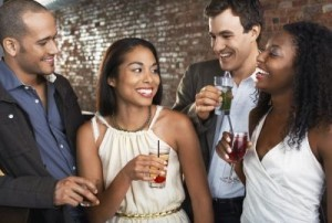 Double dating has been shown to help reignite the spark in stale relationships. © bikeriderlondon/shutterstock.com