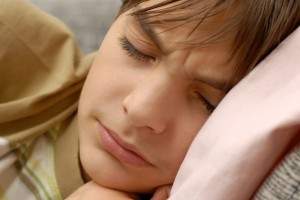 "According to the country's National Institute of Statistics and Economic Studies subjects aged 15-19 slept just seven hours and 37 minutes per night on average. Nearly one third of the study's participants had accumulated a ""sleep debt,"" while 17% said they were dissatisfied with their sleep. More troubling, 7% of the teenagers in the study reported taking sedatives to help them sleep."
