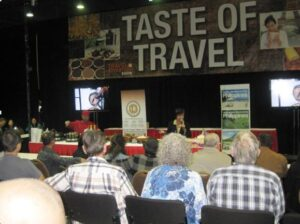L.A. Travel & Adventure Show 2014 – Long Beach Convention Center Long Beach, California
