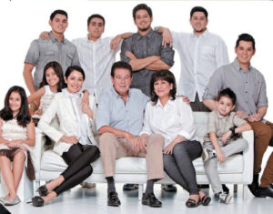 The Gutierrez family (MNS photo)