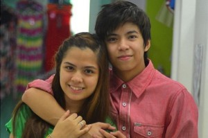Alexa Ilacad and Nash Aguas (MNS photo)