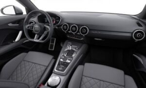 The all-new Audi TT and 310PS TTS Coupé - interior The TT is the first production Audi to feature a virtual cockpit. ©Audi