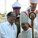 CBCP head pushes rosary campaign for conversion of pork barrel scam 'culprits'