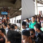 New coaches seen to curb MRT's long lines, waiting time