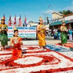 Cambodian New Year's Parade